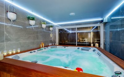 Rent your private spa near Paris!
