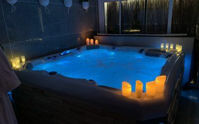 Escape idea: rent a private hot tub near Paris!