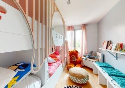 Location Maison Disneyland Paris Chambre enfants