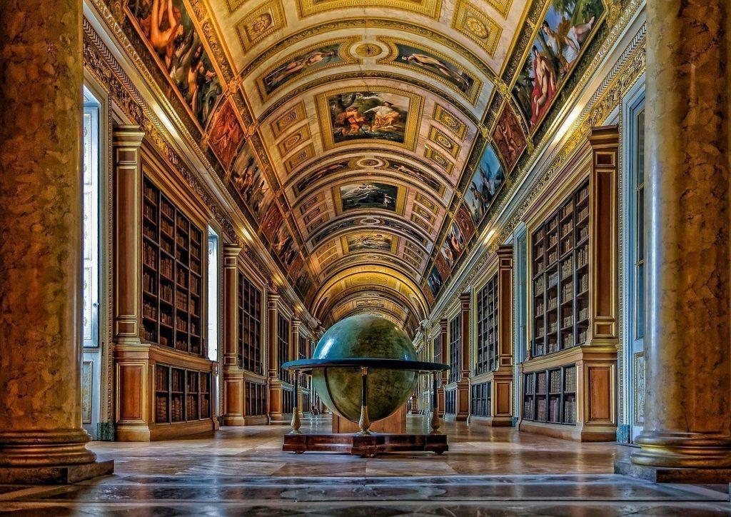Chateau de Fontainebleau 3