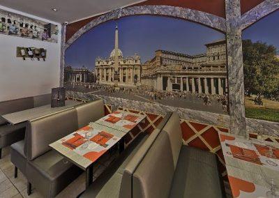 Restaurant Pizza Di Roma