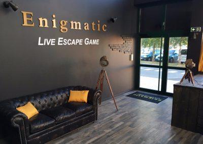 Enigmatic Paris – Escape Game