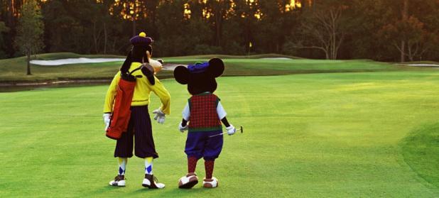 golf disneyland bets